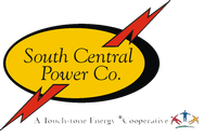 South Central Power Co. Logo