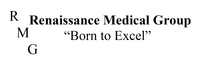 Renaissance Medical Group (RMG) Logo